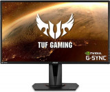 Cumpara ieftin Monitor Gaming TN LED ASUS 27inch VG27BQ, WQHD (2560 x 1440), HDMI, DisplayPort, Boxe, Pivot, 165 Hz, 0.4 ms (Negru)