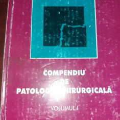 COMPENDIU DE PATOLOGIE CHIRURGICALA ONISEI