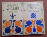 Andre Maurois - Istoria Angliei  ( 2 vol. )