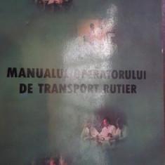 Manualul operatorului de transport rutier- Ioan Tatar, Dominic Petreanu