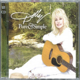 Dolly Parton Pure Simple (2cd)