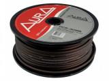 Cablu alimentare AURA PCS 308B, 8mm2 (8AWG), 50M/rola