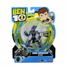 Figurina Ben 10 XLR8 Omni-adaptat, 12 cm, 3 ani+