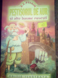 Basme rusesti, A.S.Puskin + CADOU