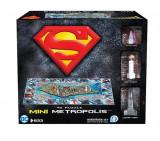 Set Puzzle 4D Mini Superman Metropolis