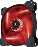 Ventilator Corsair CO-9050086-WW, 140mm, LED Rosu (Negru)