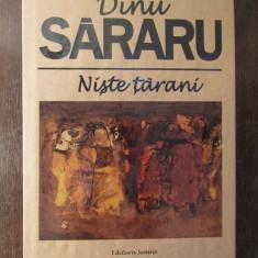 DINU SARARU - NISTE TARANI (2007 , ILUSTRATII CONSTANTIN BACIU )