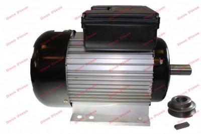 Motor electric monofazat 1.1 KW 3000 RPM (Rusia) foto