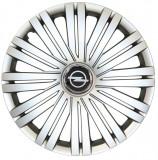 Set 4 Capace Roti Kerime R14, Potrivite Jantelor de 14 inch, Pentru Opel, Model 200