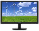 Monitor TFT-LCD LED Philips 243S5LDAB/00, Full HD (1920 x 1080), VGA, DVI, HDMI, Boxe, 1 ms (Negru)