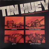 VINIL  Tin Huey – Contents Dislodged During Shipment - (VG+) -