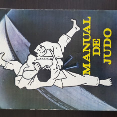 Ion Hantau - Manual de Judo. 1996