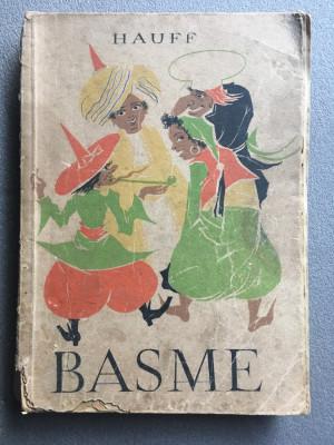 Basme/ Wilhelm Hauff/ Ed Timeretului/ 1960 foto