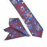 Cumpara ieftin Cravata visinie paisley batista Larsen, ONORE