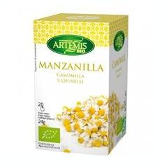 Ceai Musetel Bio Artemis 20x1.2gr Cod: 8428201310018
