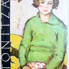 TONITZA , preface de CORNELIU BABA , EDITIE IN LIMBA FRANCEZA , 1965