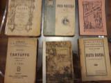 Lot 8 de carti  diverse colectii   vechi in diverse stari
