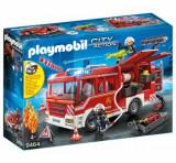 Playmobil City Action, Masina de pompieri cu furtun