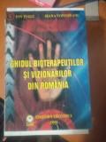 Ghidul bioterapeuților și vizionarilor din Romania - Ion Țugui - 99 pagini