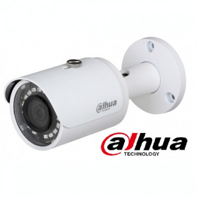 Camera supraveghere exterior IP Dahua IPC-HFW1531S, 5 MP, IR 30 m, 2.8 mm foto