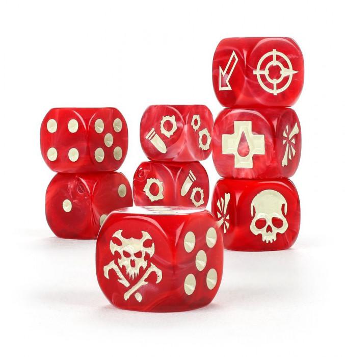 Set Zaruri, Corpse Grinder Cult Dice Set