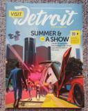 Revista Visit Detroit, Aprilie-Septembrie 2020, 112 pagini