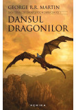 George R. R. Martin - Dansul dragonilor ( vol. I )