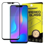 Folie Sticla Huawei P Smart Plus 2019 Wozinsky 5D Full Glue Negru