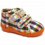 Pantofi pentru exterior si interior, RenBut, Multicolor, 19 - 27