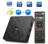 TV Box Android 9.0 HK1 / Smart TV System / 2 Gb Ram /16 Gb / Wifi / 4K /Full HD