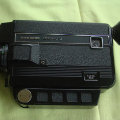 Aparat de filmat HANIMEX CPM 31 - Vintage
