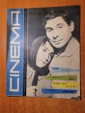 revista cinema februarie 1963-filmul lupeni 29 si filmul tudor