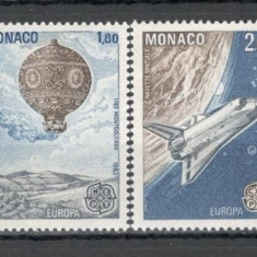Monaco.1983 EUROPA  MM.791