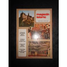 REVISTA MAGAZIN ISTORIC (August, 1996)