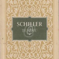 Teatru, vol. 1 (Schiller)