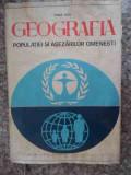 Geografia Populatiei Si Asezarilor Omenesti - Vasile Cucu ,534165