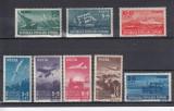 ROMANIA 1948  LP 238  LP 239  MARINA SI AVIATIA SERII  MNH