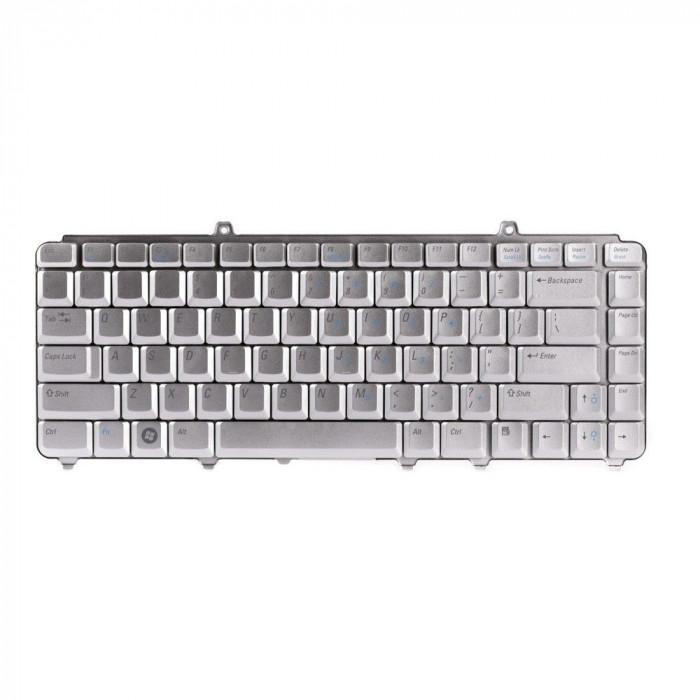 Tastatura Laptop Dell Inspiron 1545 argintie second hand