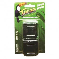 Odorizant WC TUCAN pastile Forest Green 2 x 45g