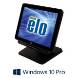 Sistem POS Touchscreen Refurbished ELO Touch 17X3, Intel i3-4350T, Win 10 Pro