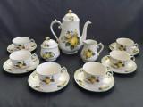 Serviciu Ceai/Cafea portelan Villeroy & Boch Jamaica Luxembourg