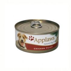 Applaws Dog Adult Piept de Pui, Conserva 156 gr