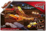 Set Disney Pixar Cars 3 Thunder Hollow Challenge, Mattel
