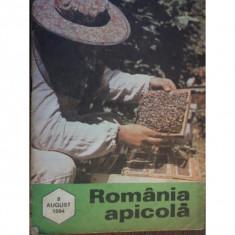 REVISTA ROMANIA APICOLA NR.8/1994