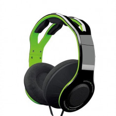 Casti Gaming Gioteck Tx30 Stereo Gaming & Go Headset Green Xbox One