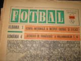 Revista Fotbal nr.363 / 9 mai 1973 - Albania-Romania(1-4)