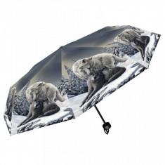 Umbrela pliabila lupi Pupici in Zapada - Lisa Parker