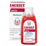 Apa de gura Antiplaque, 300 ml, Lacalut