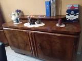 Vand mobila din lemn masiv pentru sufragerie din anii 1940, [en.casa]