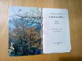 A MURIT UN SFINT... * Poeme ( 1941-1951) - Vintila Horia - 2000, 96 p., Alta editura
